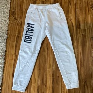 Rosa Malibu sweatpants